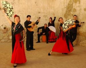 Национальный конкурс искусств Фламенко