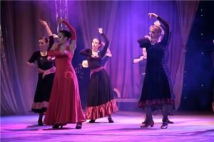 Конкурс песни фламенко в Гранаде