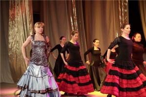 Награда в области танца Фламенко – Nomito de toque por Bulerias